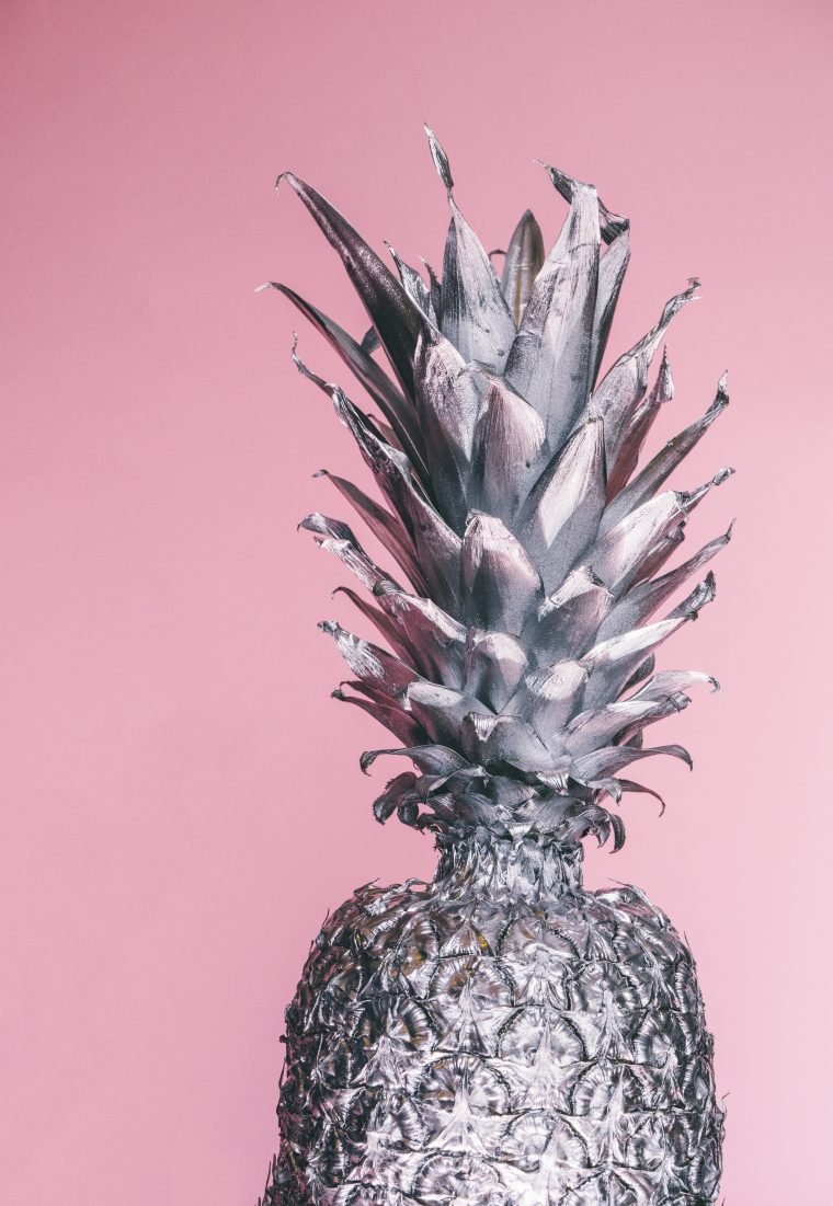 influencer content pineapple